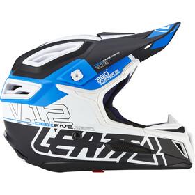 Leatt DBX 5.0 Composite Helmet black/blue